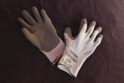 Thermal Gardening Gloves - medium image 1